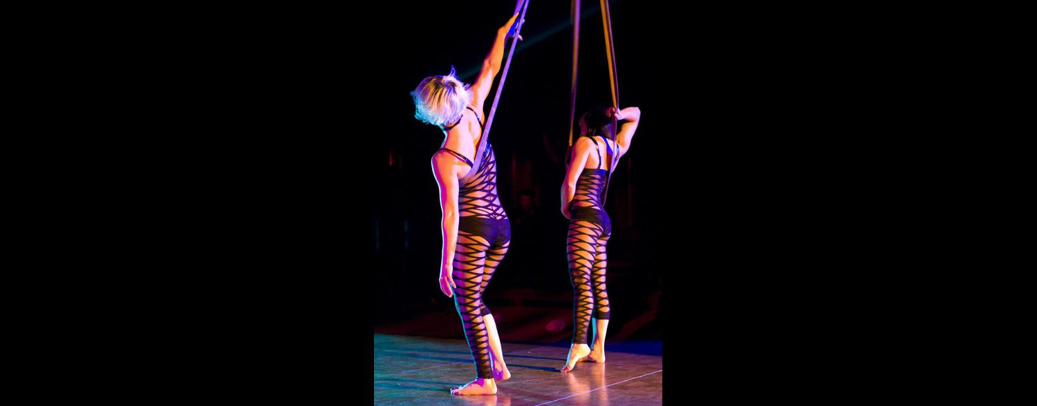 Aerial Act Masquerade Corporate Event Area Corporate Event Planner 008