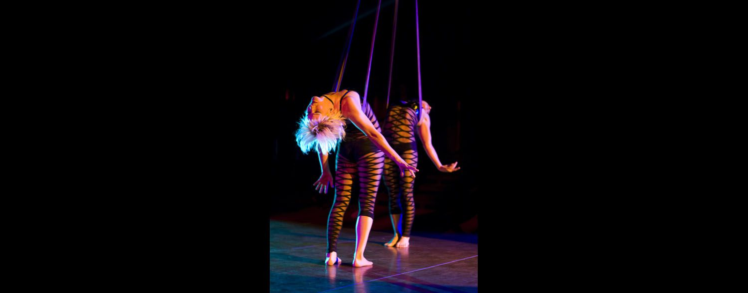 Aerial Act Masquerade Corporate Event Area Corporate Event Planner 007