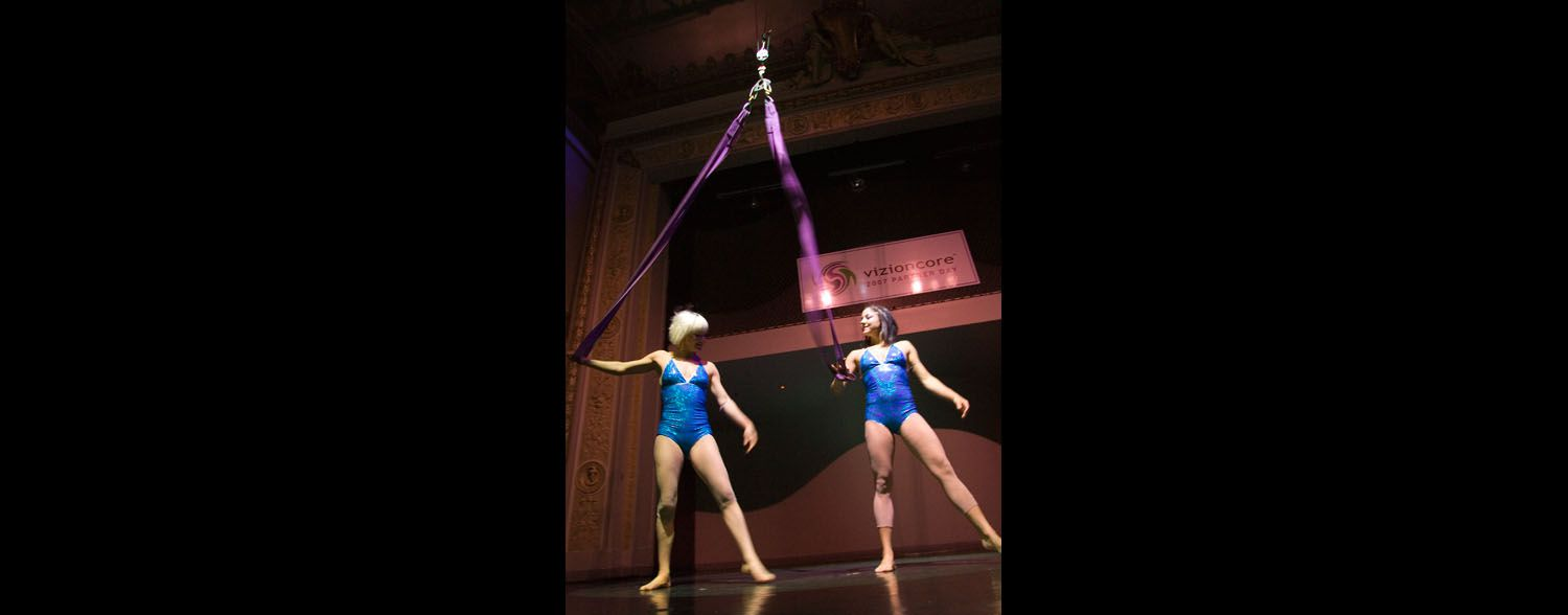 Aerial Act, Vizioncore Corporate Event Corporate event planner in San Francisco 3