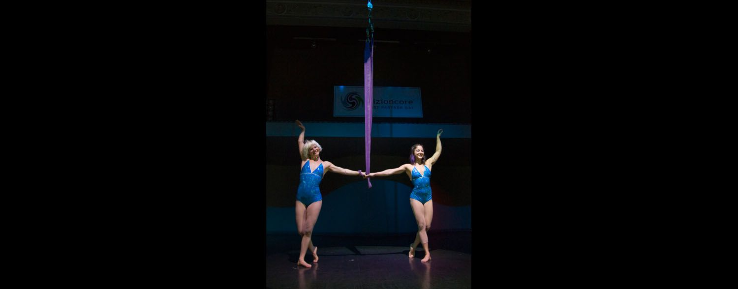 Aerial Act, Vizioncore Corporate Event Corporate event planner in San Francisco