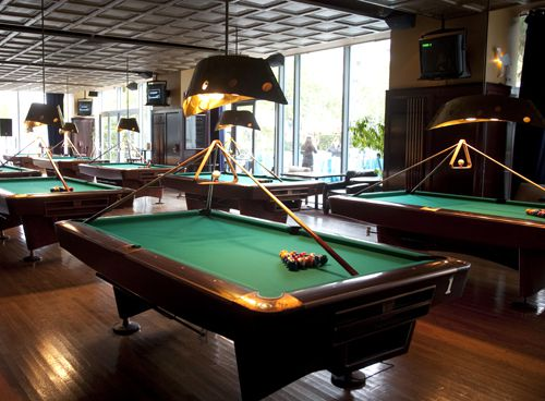 Billiards Corporate event planner in San Francisco