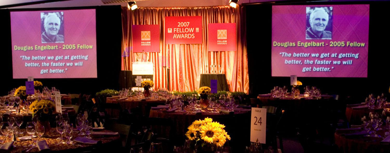 Computer History Museum Fellows Awards Dinner Corporate event planner in San Francisco 4