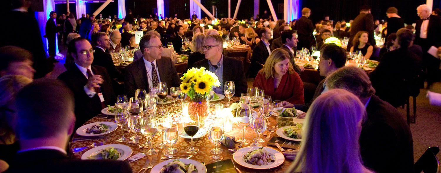 Computer History Museum Fellows Awards Dinner Corporate event planner in San Francisco 3