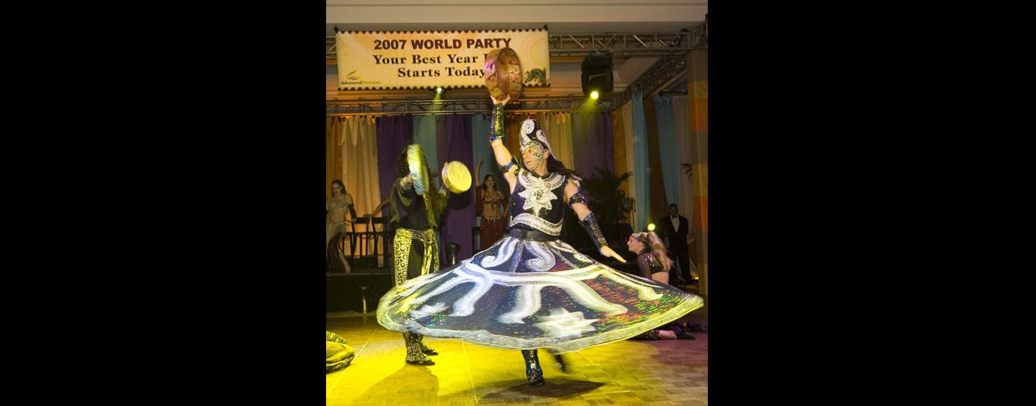 Whirling Dervish Moroccan Promotional Event Corporate event planner in San Francisco 6