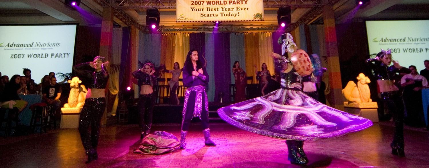 Whirling Dervish Moroccan Promotional Event Corporate event planner in San Francisco 4