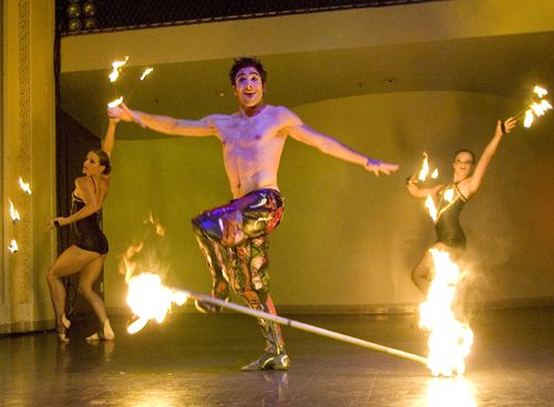 Fire Act, Vizioncore Corporate Event Area Corporate Event Planner