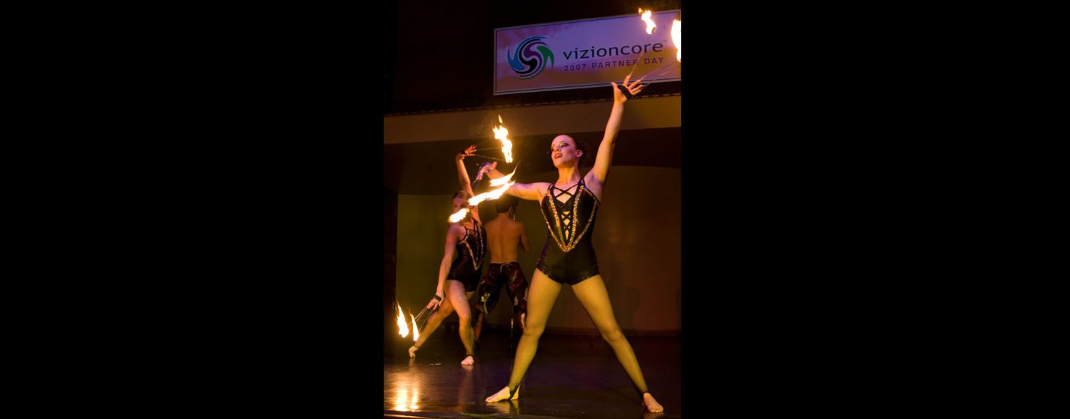 Fire Act, Vizioncore Corporate Event Area Corporate Event Planner 13