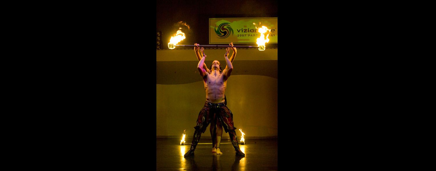 Fire Act, Vizioncore Corporate Event Area Corporate Event Planner 12