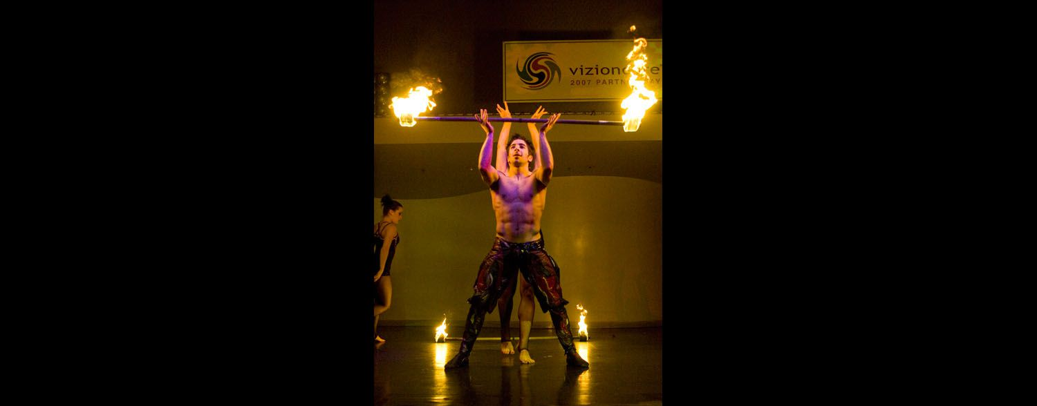 Fire Act, Vizioncore Corporate Event Area Corporate Event Planner 11