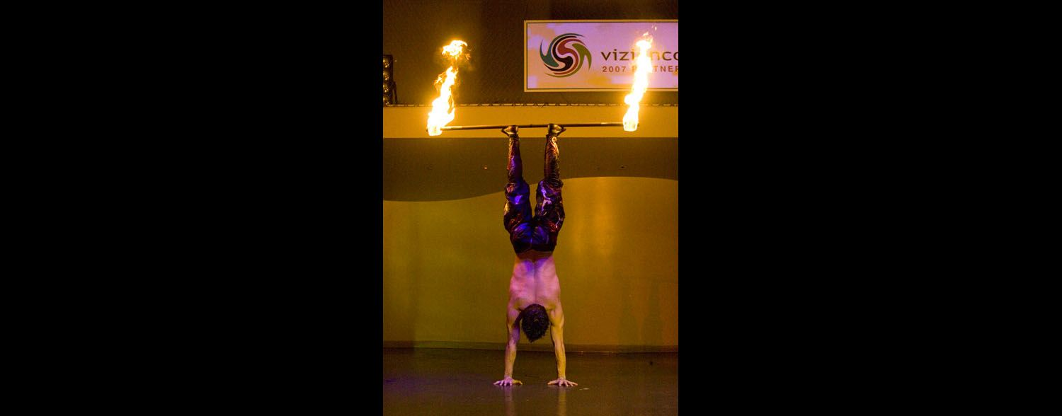 Fire Act, Vizioncore Corporate Event Area Corporate Event Planner 10