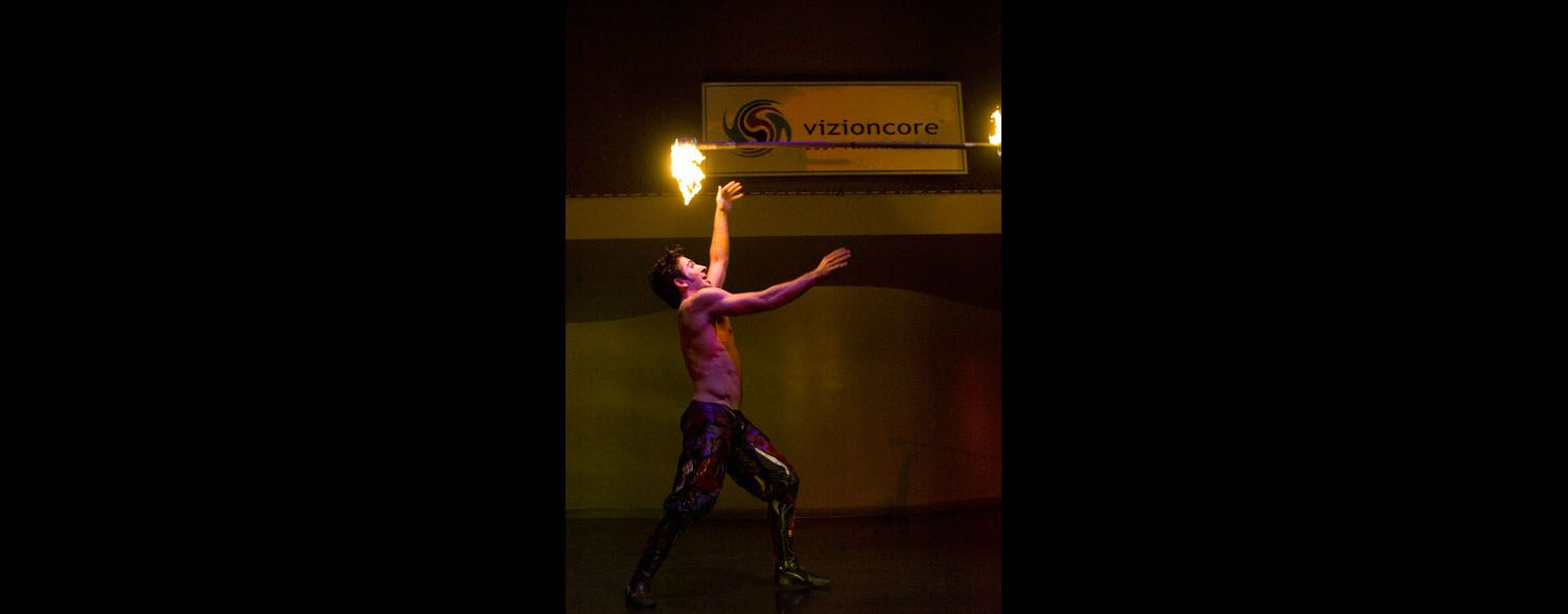 Fire Act, Vizioncore Corporate Event Area Corporate Event Planner 7