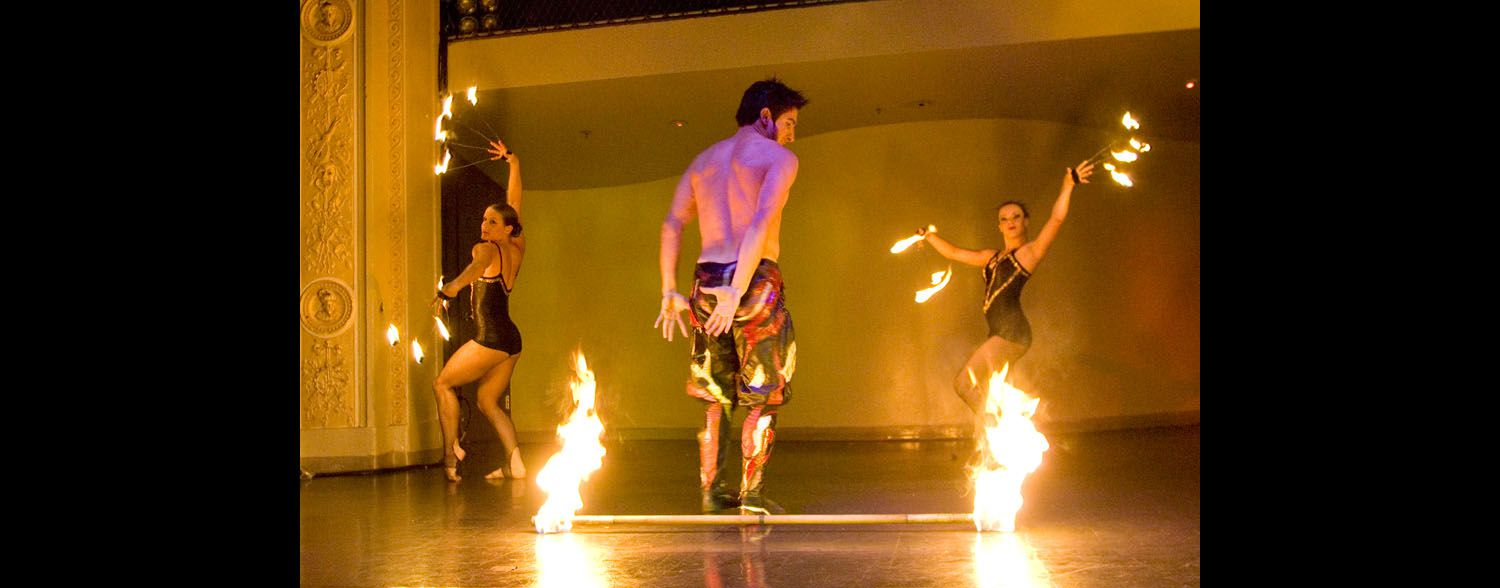 Fire Act, Vizioncore Corporate Event Area Corporate Event Planner 5