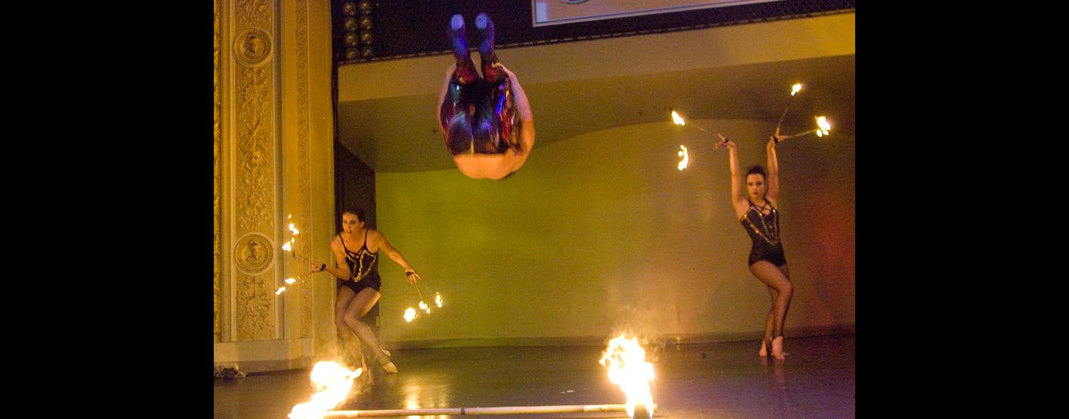 Fire Act, Vizioncore Corporate Event Area Corporate Event Planner 3
