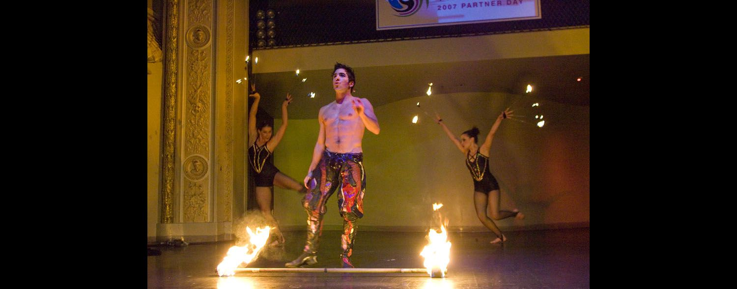 Fire Act, Vizioncore Corporate Event Area Corporate Event Planner 2