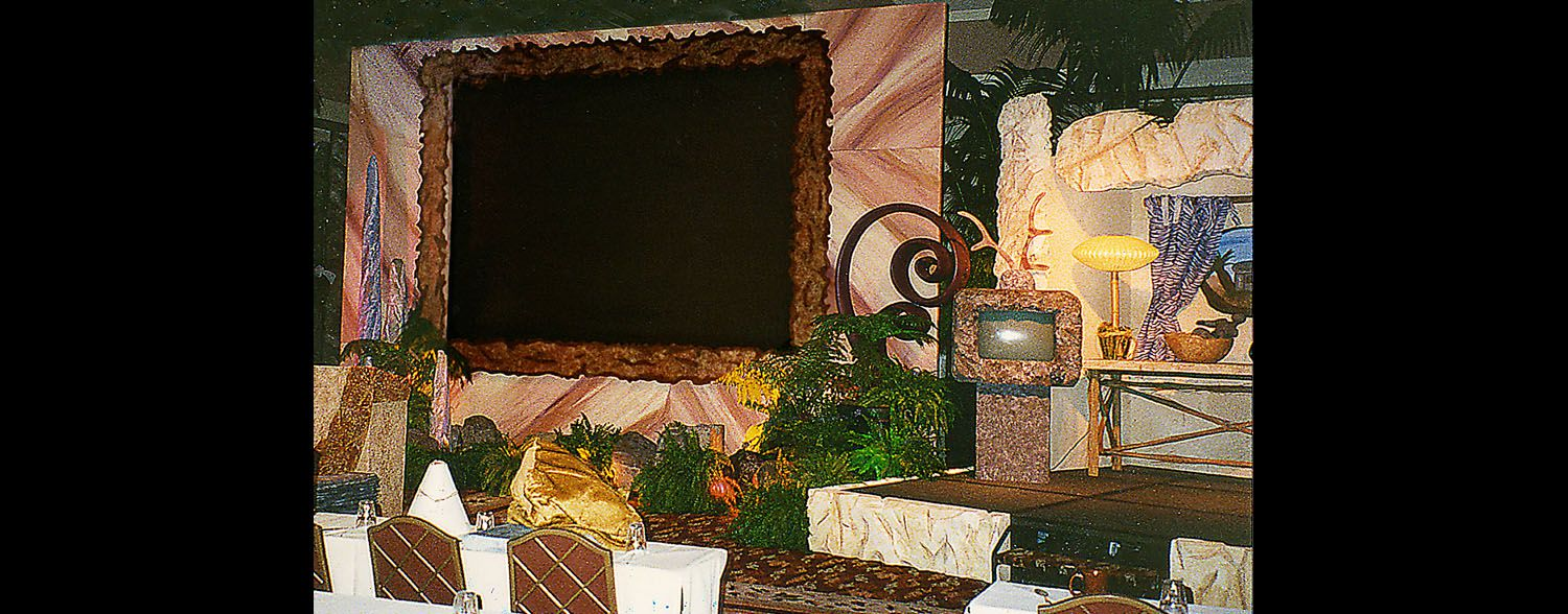 Aspect Communications Corporate Appreciation Dinner Area Corporate Event Planner 7
