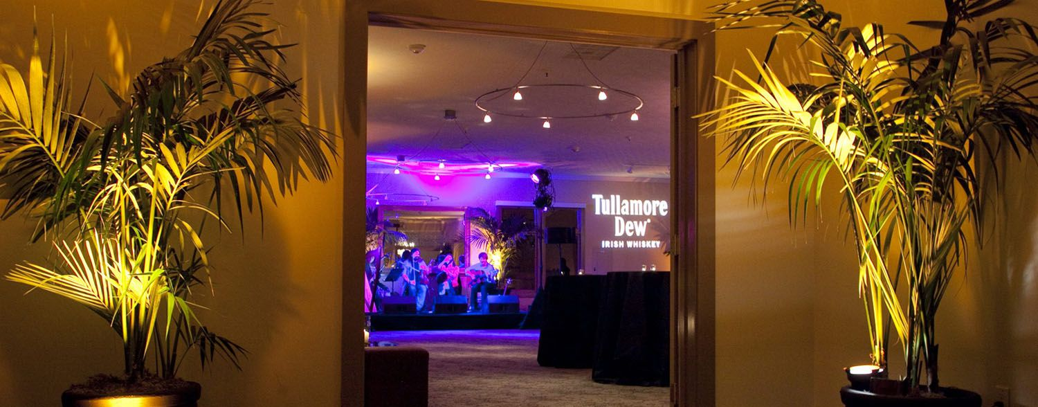 Tullamore Dew Irish Whiskey Promotional Event Corporate event planner in San Francisco 5