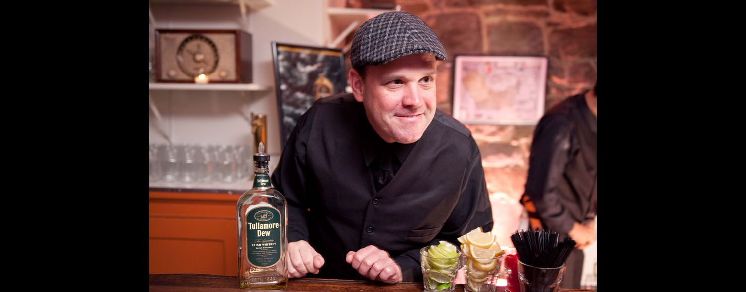 Tullamore Dew Irish Whiskey Promotional Event Corporate event planner in San Francisco 1