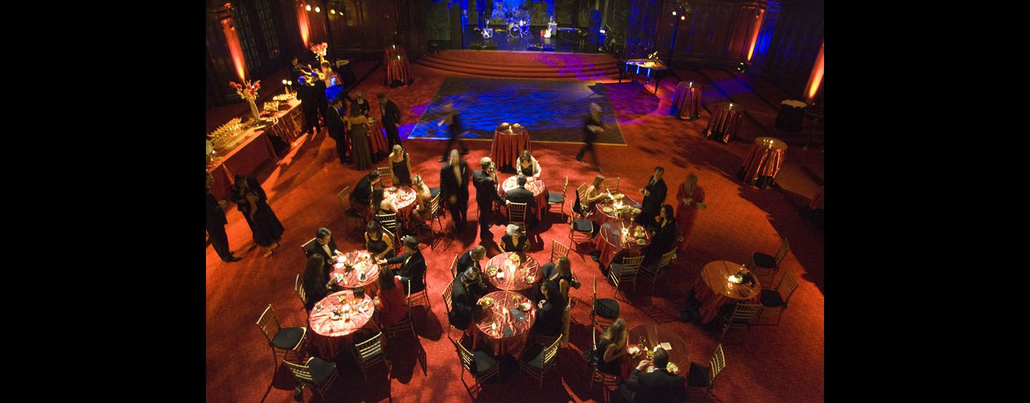 Masquerade Corporate Event, Young Presidents Organization Area Corporate Event Planner 5