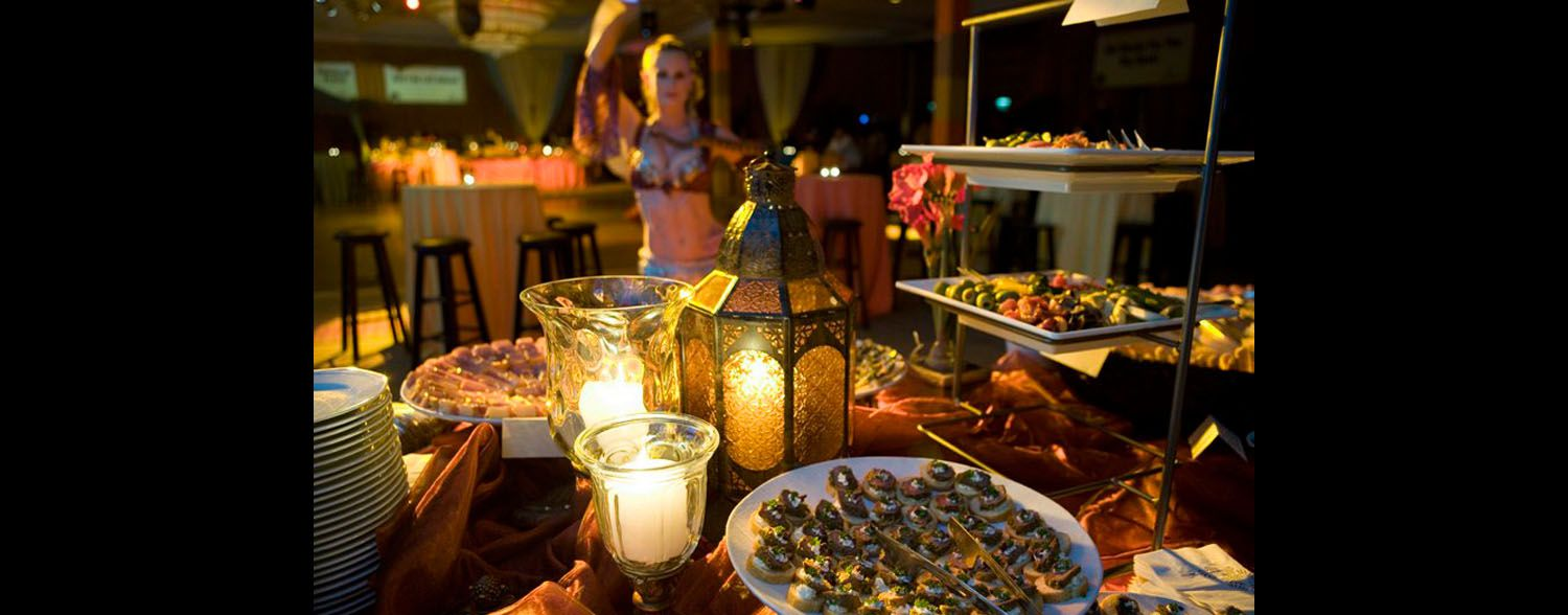Whirling Dervish Moroccan Promotional Event Corporate event planner in San Francisco 18
