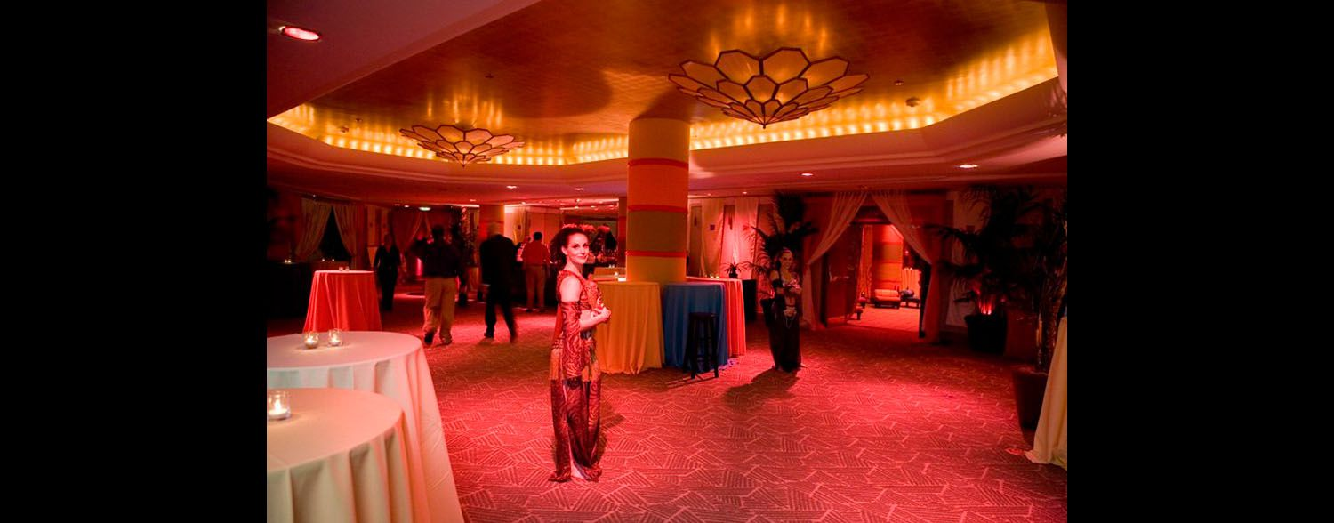 Whirling Dervish Moroccan Promotional Event Corporate event planner in San Francisco 17