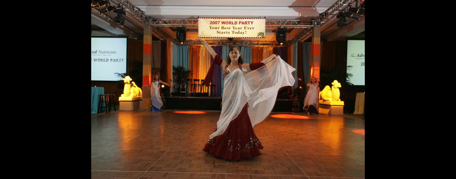 Whirling Dervish Moroccan Promotional Event Corporate event planner in San Francisco 15