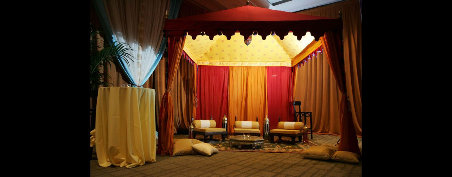 Whirling Dervish Moroccan Promotional Event Corporate event planner in San Francisco 14