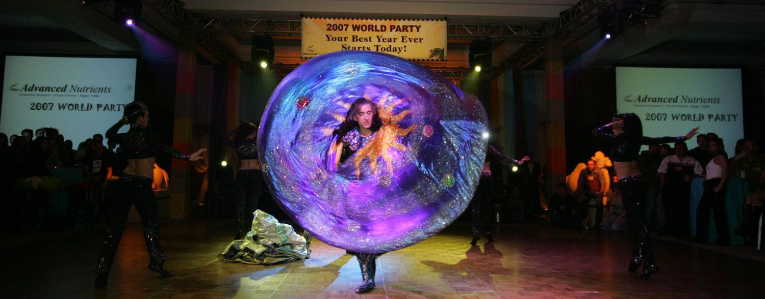 Whirling Dervish Moroccan Promotional Event Corporate event planner in San Francisco 10