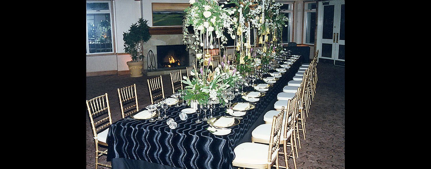 Aspect Communications Corporate Appreciation Dinner Area Corporate Event Planner 4