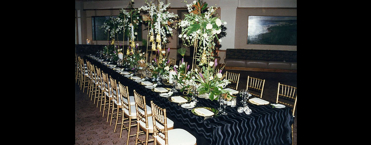 Aspect Communications Corporate Appreciation Dinner Area Corporate Event Planner 3
