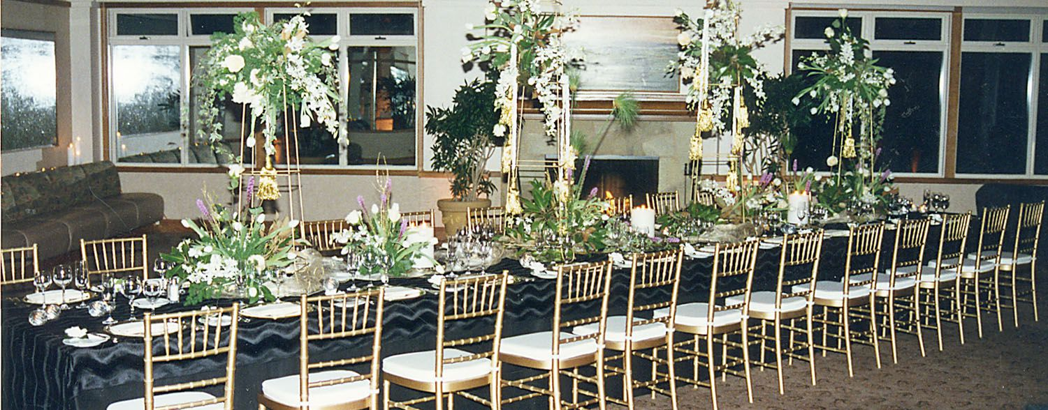 Aspect Communications Corporate Appreciation Dinner Area Corporate Event Planner 1