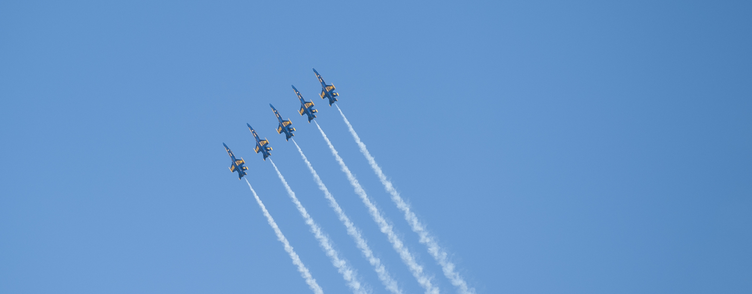 Blue Angels Viewing Party Area Corporate Event Planner 5