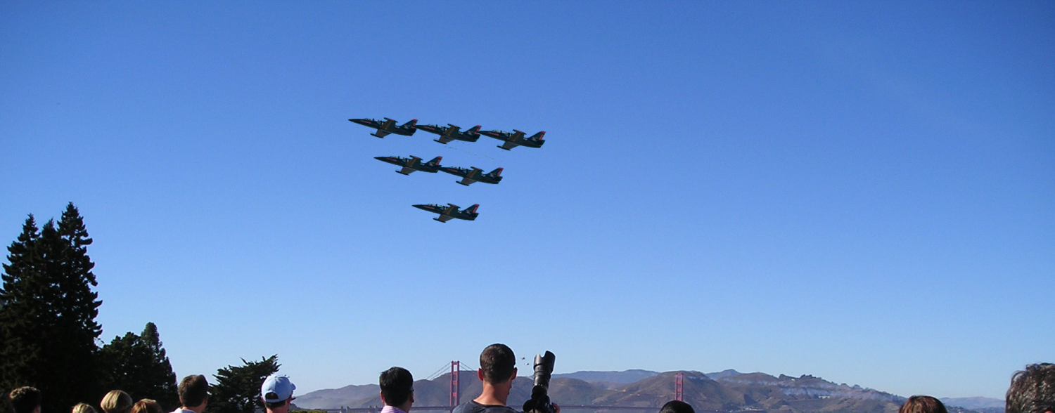 Blue Angels Viewing Party Area Corporate Event Planner