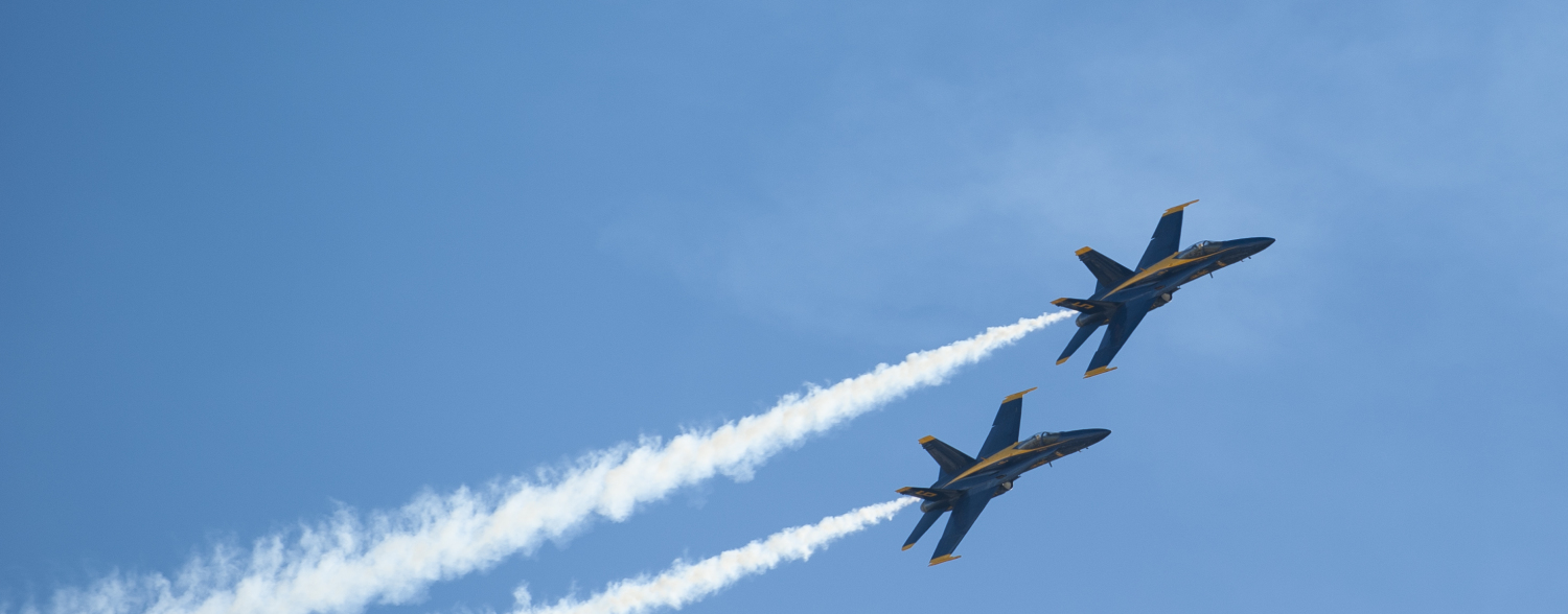 Blue Angels Viewing Party Area Corporate Event Planner 4
