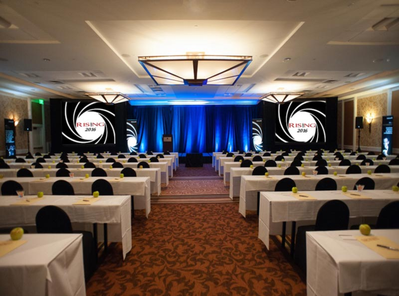 National Sales Kick-Off Conference January 2016 Corporate event planner in San Francisco