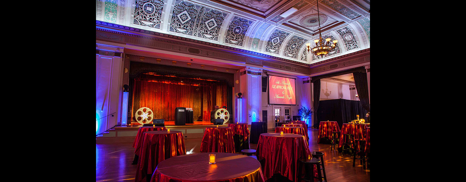 Elegant Hollywood Corporate Event Bay Area Corporate Anniversary & Awards Event January 2016 Area Corporate Event Planner 036