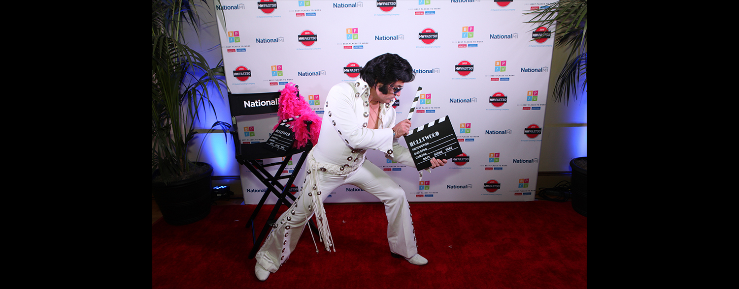 Elvis impersonator Corporate event San Francisco Corporate Anniversary & Awards Event January 2016 Area Corporate Event Planner 013