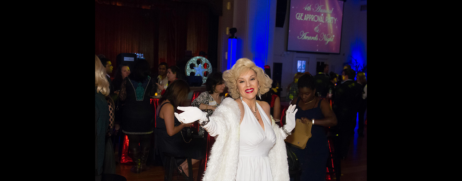 Marilyn Monroe look-alike Corporate event San Francisco Corporate Anniversary & Awards Event January 2016 Area Corporate Event Planner 012
