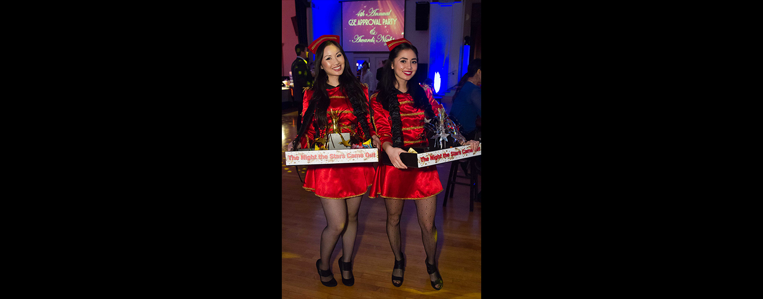Cigarette Girls Corporate event San Francisco Corporate Anniversary & Awards Event January 2016 Area Corporate Event Planner 011