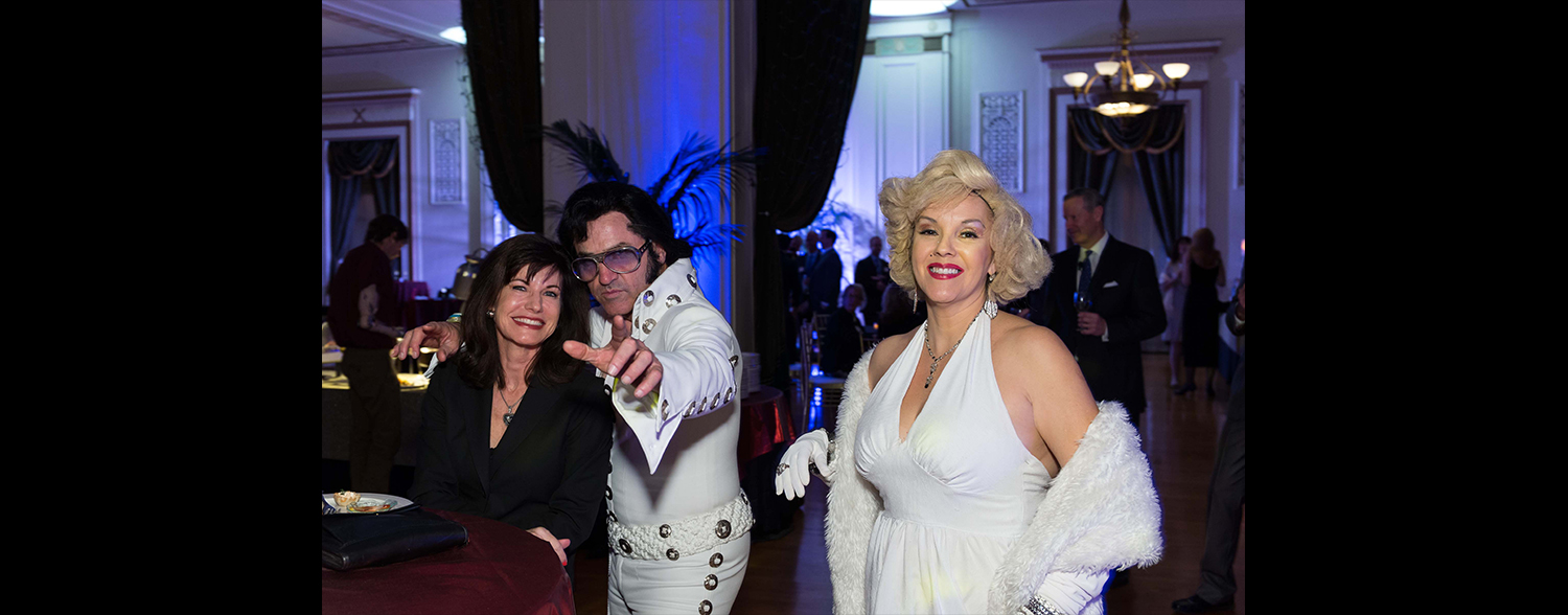 Elvis and Marilyn look-alikesd Corporate Event Bay Area