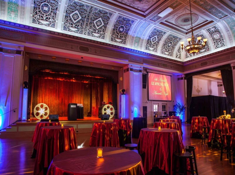 Corporate Anniversary & Awards Event January 2016 Corporate event planner in San Francisco