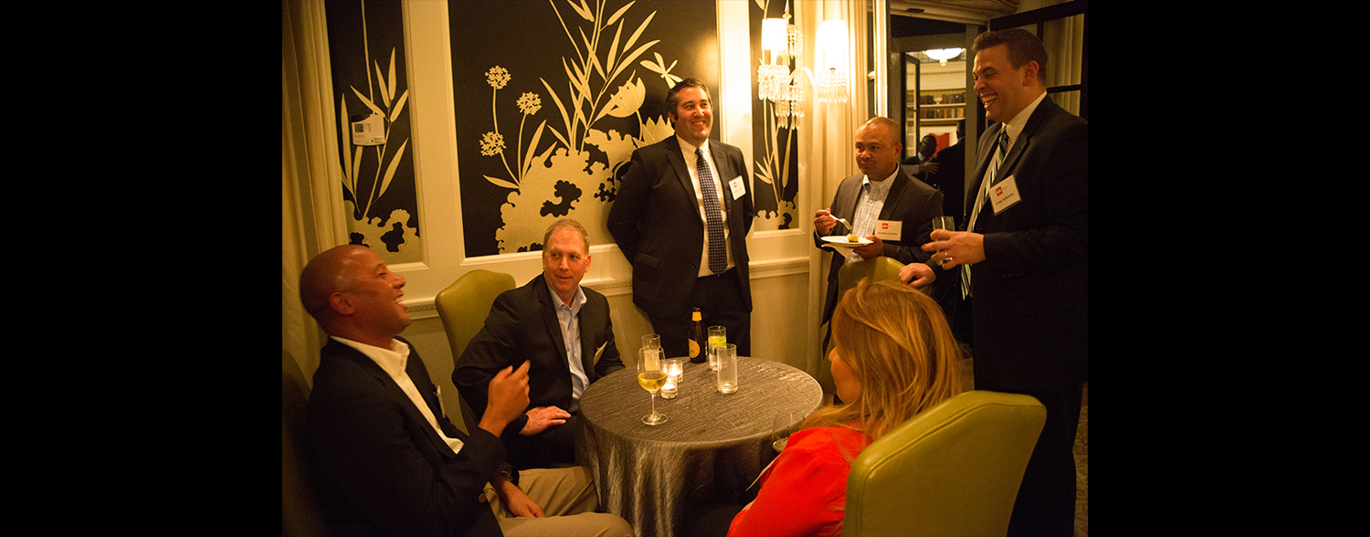 Corporate Welcome Reception February 2016 Corporate event planner in San Francisco 026