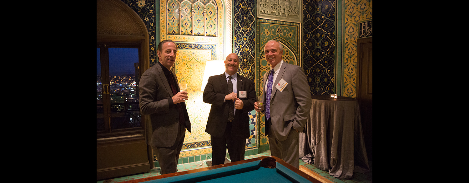 Corporate Welcome Reception February 2016 Corporate event planner in San Francisco 032