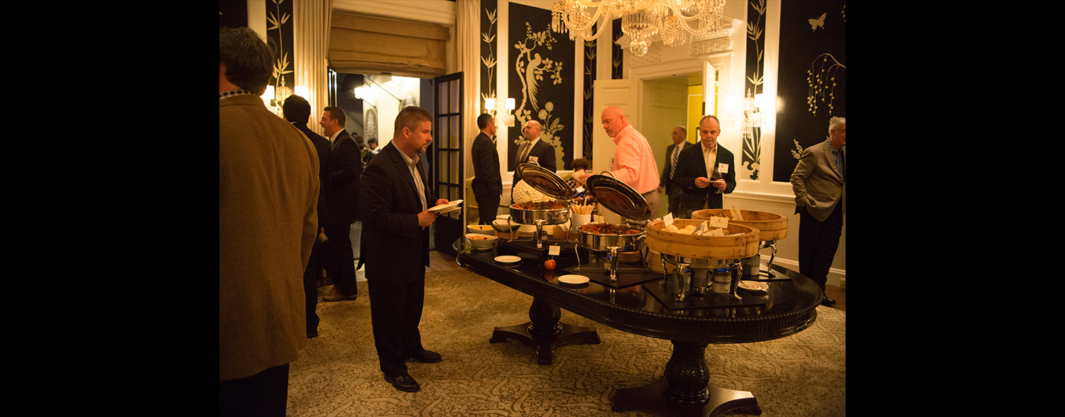 Corporate Welcome Reception February 2016 Corporate event planner in San Francisco 030