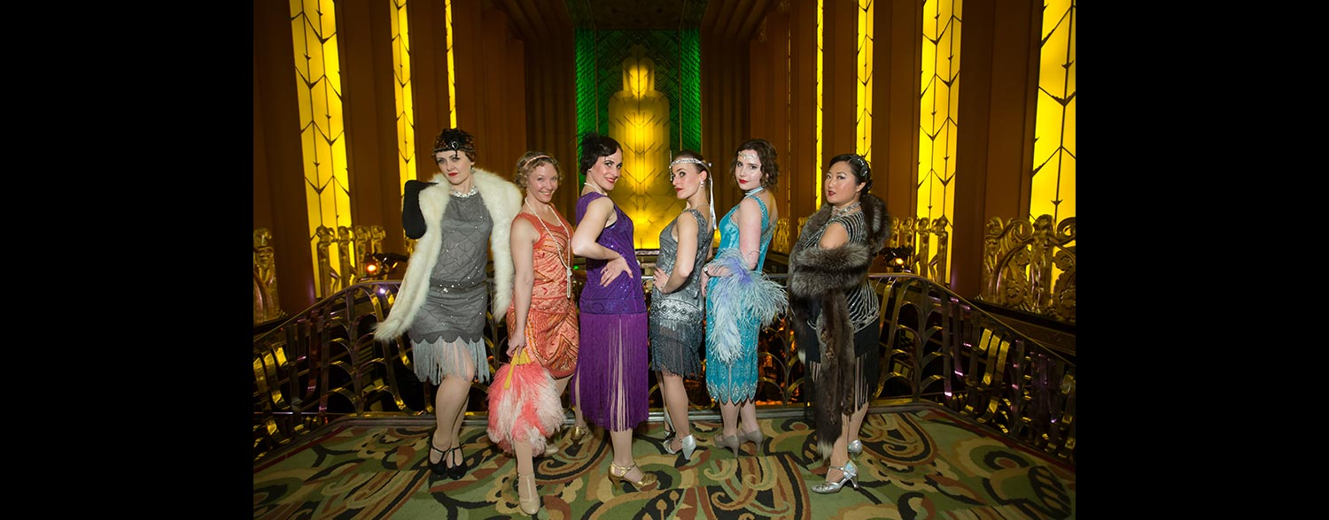 Art Deco Themed Event 1 Corporate event planner in San Francisco