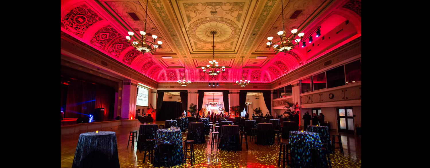 Lighting Design 2 Corporate event planner in San Francisco