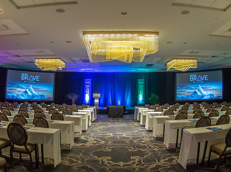 Sales Kick-Off Corporate Conference January 2019 in Berkeley, CA
