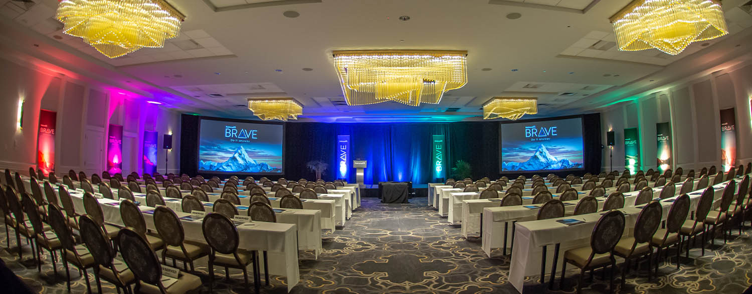 Conference Event Management: Sales Kick-Off Corporate Conference January 2019