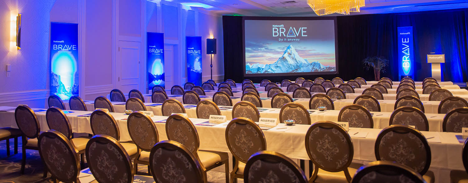 Corporate Event Management: Sales Kick-Off Corporate Conference January 2019
