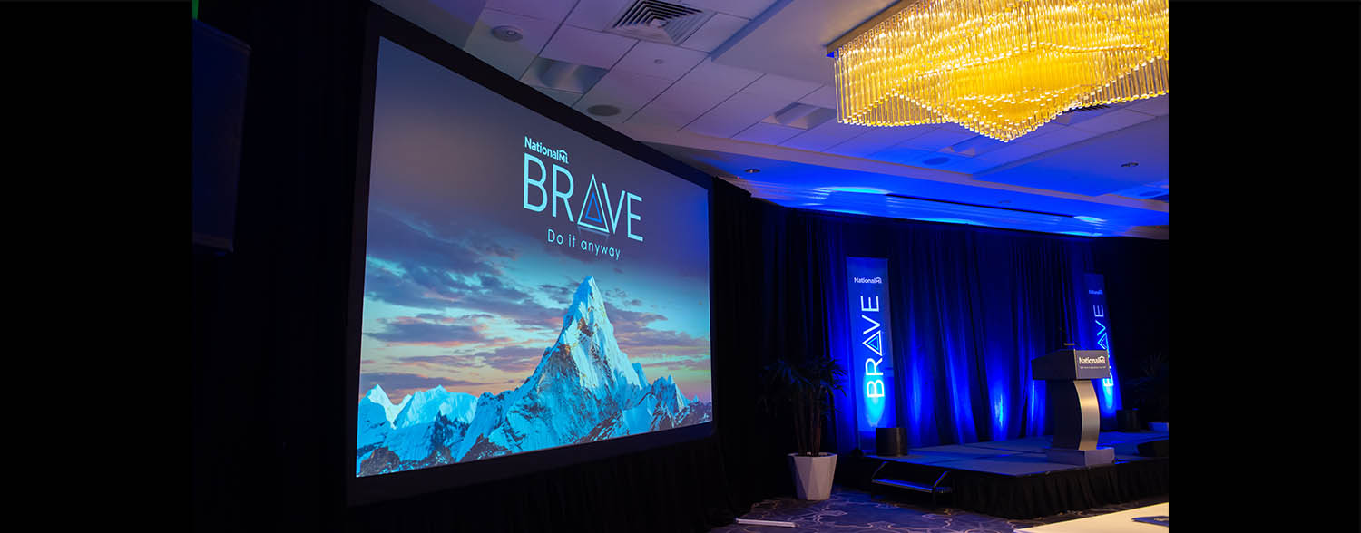 Sales Kick-Off Corporate Conference January 2019 in Berkeley