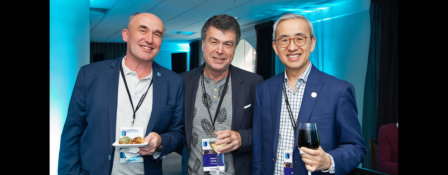 Corporate Conference: Opening Night Cocktail Reception April 2019 in San Francisco